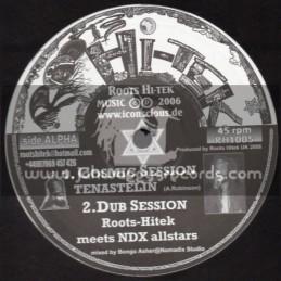 "Roots Hi Tek-10""-Cosmic Session + Mothers Song / Tenastelin"