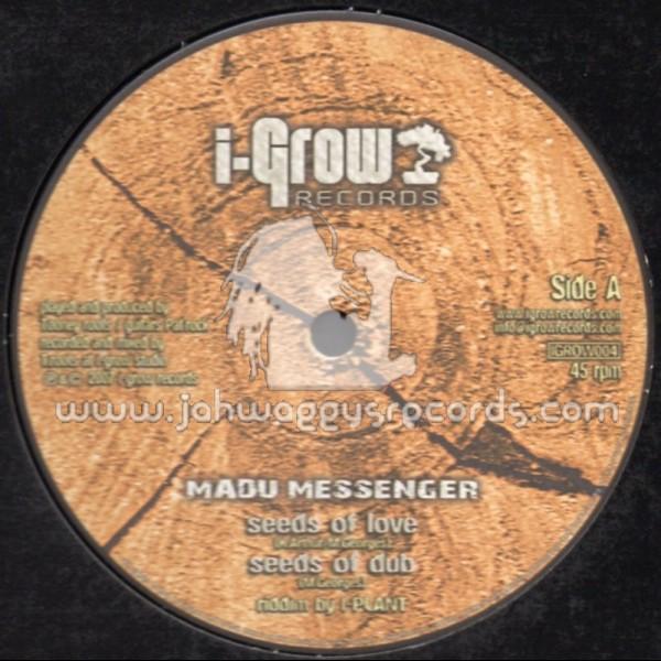 Madu * Madu Messenger·& I-Plant - Seeds Of Love / River Blow