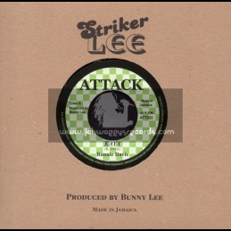 "Attack-7""-Kaya / Ronnie Davis"