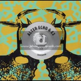 """Zam Zam-7""""-Nubian Dub + Warning Dub / Alter Echo & E3"""