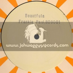 "No Label(Blacker Dread)-12""-Real Rough / Tony Rebel + Beautifula / Frankie Paul"