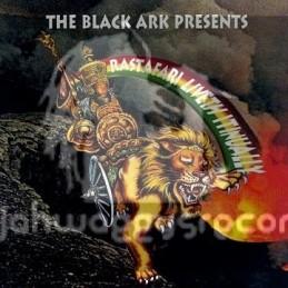 Justice League-Lp-The Black Ark Presents - Rastafari Liveth Itinually