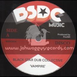 "BSDC Music-12""-Vampire / Black Star Dub Collective"