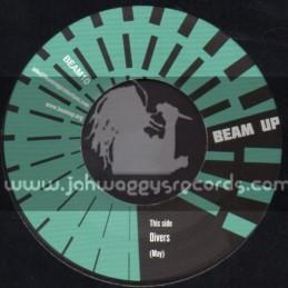 """Beam Up-7""""-Drivers + Kick Off / May"""