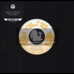 """Prince Fatty Vs Mungos Hi Fi-7""""-Scrub A Dub Style / Sugar Minott"""