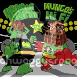 Mr Bongo-Lp-Prince Fatty Vs Mungos Hi Fi