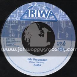 """Ariwa-7""""-Jah Vengeance / Aisha"""