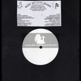 "Duck & Dive Music-10""-Whats Going On / Marvin Gaye - Jackie Mittoo"