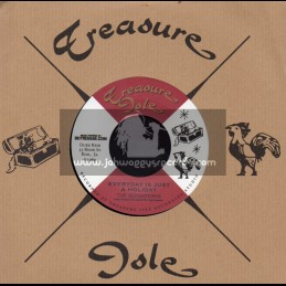 "Treasure Isle-7""-Everyday Is Just A Holiday / The Sensations + Rock Away / Tommy McCook"