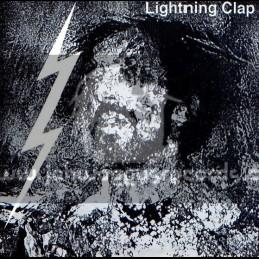 """Jah free music-12""""-Lightning Clap + Jubilation / Jah Free (1993)"""
