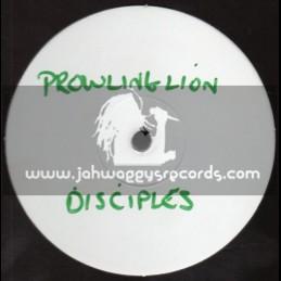 "Boom Shacka Lacka-12""-Prowling Lion + Downbeat Rock / The Disciples"