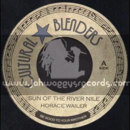 "Cultural Blenders-7""-Sun Of The River Nile / Horace Wailer + Kaya Junction / Nesta Miller"