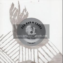 "Zam Zam-7""-If Its Not The Police / Dub War & Infra"