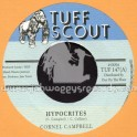"Tuff Scout-7""-Hypocrites / Cornel Campbell"