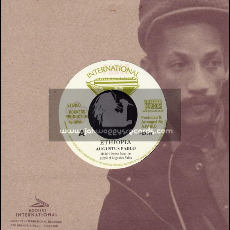 "Rockers International-7""-Ethiopia / Augustus Pablo"