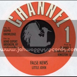 "Channel 1-7""-False News / Little John"