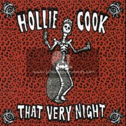 "Mr Bongo-7""-That Very Night + Milk & Honey / Holly Cook"