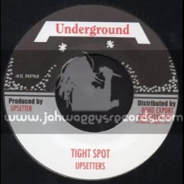 "Underground-7""-Better Days / Carltons + Tight Spot / Upsetters"