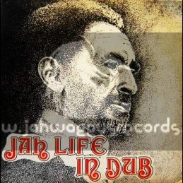 Jah Life - Lp - Jah Life In Dub / Roots Radics