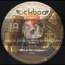 "Tanta -Ackboo-12""-Pressure Riddim Feat. Taiwan Mc , S kAYA & Green Cross"