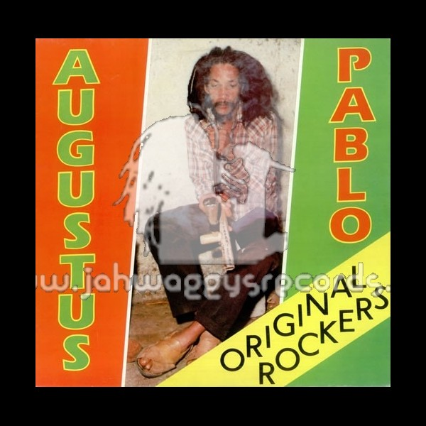 Augustus Pablo Presents DJs From 70s And 80s