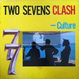 Joe Gibbs-Lp-Two Sevens Clash / Culture