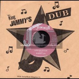 "Jammys Records-7""-Love Me Style / Robert Lee"