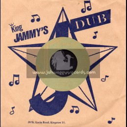 "Jammys Records-7""-I Am Back / Echo Minott"