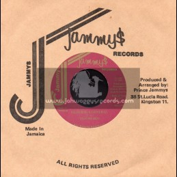 "Jammys Records-7""-General A General / Tonto Irie"