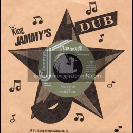 "Jammys Records-7""-Come Now / Robert Lee"