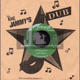 """Jammys Records-7""""-Original Kuff / Chuka Demus"""