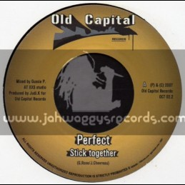 "Old Capital Records -7""- Stick Together / Perfect"