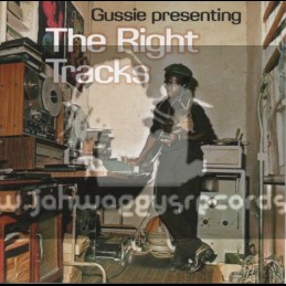17 North Parade-Lp-Gussie Presenting The Right Tracks / Various Artist