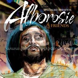 Vp-Greensleeves-Lp-Specialist Presents Albarosie & Freinds