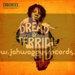 Chronixx Music-Lp-The Dread & Terrible Project / Chronixx
