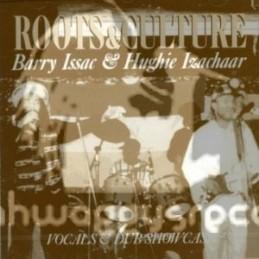 Reggae On Top-Lp-Roots & Culture / Barry Issac & Hughie Izachaar