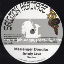 "Salomon Heritage-12""-Strictly Love / Messenger Douglas + Soulful Revolution / Daba Makourejah"
