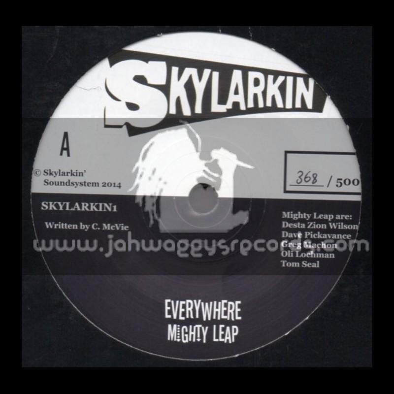 """Skylarkin-7""""-Everwhere / Mighty Leap"""