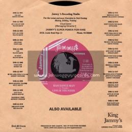 """Jammys Records-7""""-Ram Dance Man / Leslie Thunder"""