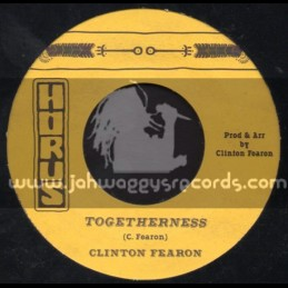 "Horus Records-7""-Togetherness / Clinton Fearon"