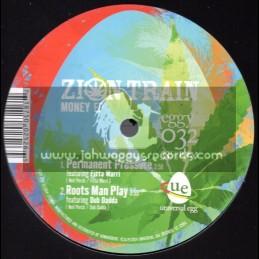 """Zion Train-10""""-Money EP-Feat. Fitta Warri ~ Dub Dadda & Daman"""