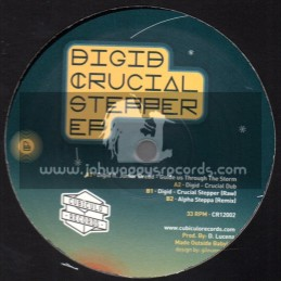 """Cubiculo Records-12""""-Guide Us Through The Storm / Digid Feat. Junior Dread"""