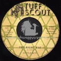 "Tuff Scout-7""-The Right Way / Little Roy"