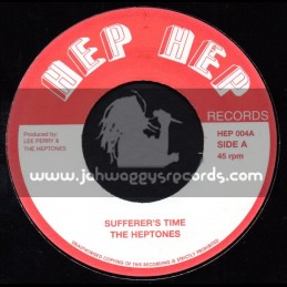 "Hep Hep-7""-Sufferers Time / The Heptones"