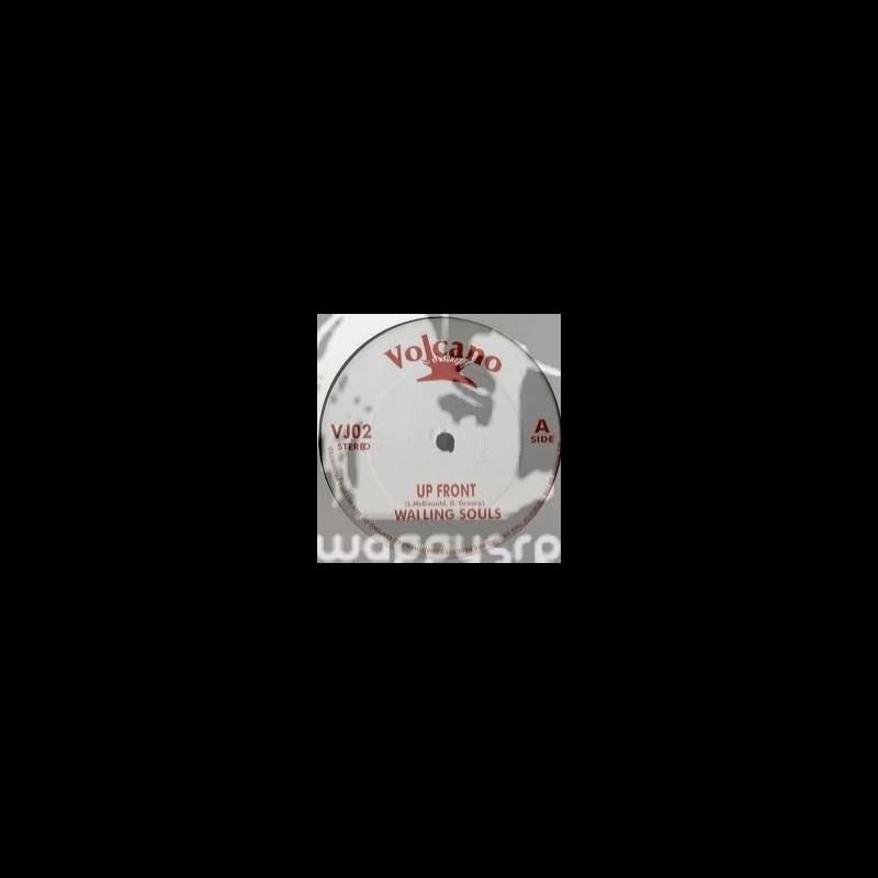 """VOLCANO-12""""-UP FRONT + SEE BABA JOE / WAILING SOULS"""