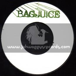 "Bagjuice-7""-Last Night / Bagjuice"