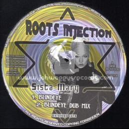 "Roots Injection-10""-Blind Eye + Dem Lost / Sista Mary"