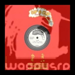 "SIP A CUP-10""-GATES OF HELL / EARL SIXTEEN + RASTA AH STEP / SIP A CUP ALL STARS"