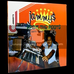 Greensleeves-Double LP-Jammys - From The Roots - 1977 - 1985