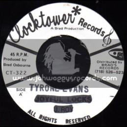 "Clock Tower Records-7""-God Rest Ye Merry Gentleman / Tyrone Evans"